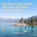 """Saturday is """"fee-free"""" day at Nevada's State Parks"""