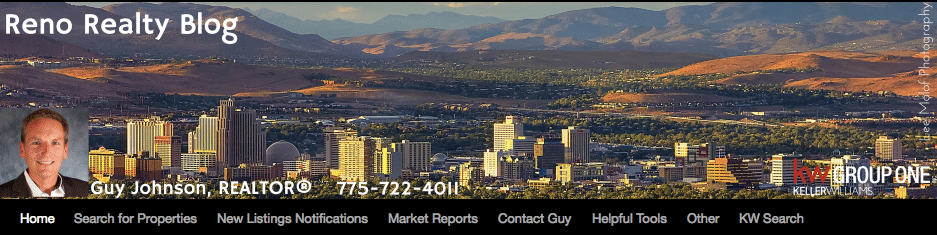 Reno and Sparks Real Estate Blog