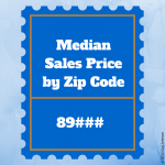 median sales price by zip code